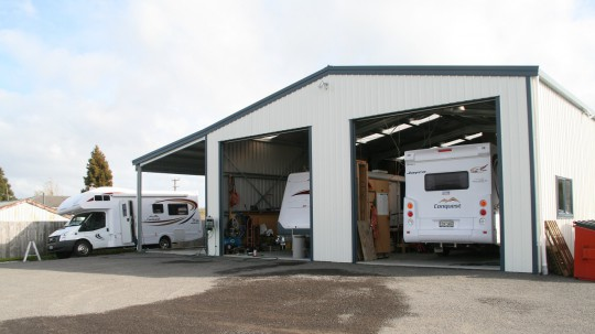 coastal motorhomes and caravans