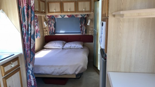 Regent Tourer Caravan
