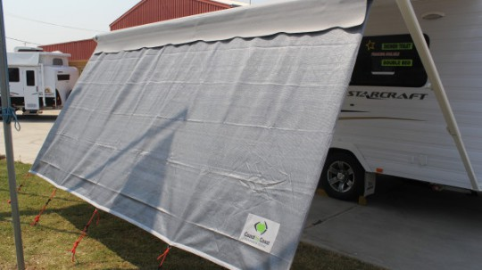 Coast Sunscreen to suit Carefree Awning
