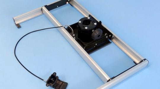 Nuova Mapa Sliding Table Top Mechanism