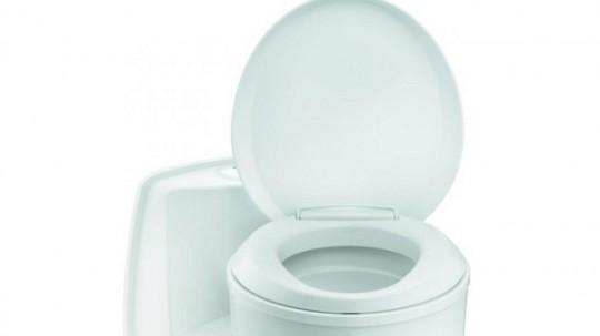 Thetford Cassette Toilet : Toilets